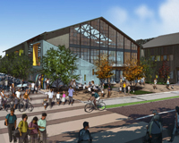 New Pacifica Library rendering.
