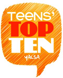 YALSA Teens Top Ten graphic.