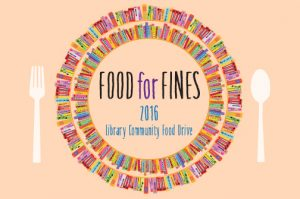 Food for Fines 2016 Graphic