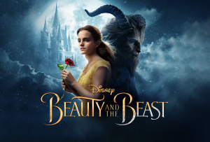 Poster for Disney's live action film Beauty and the Beast.