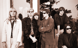 Photo of The Velvet Underground and Nico.