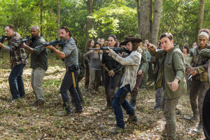 The Walking Dead Season 7 episode 15. Source: Gene Page, AMC.