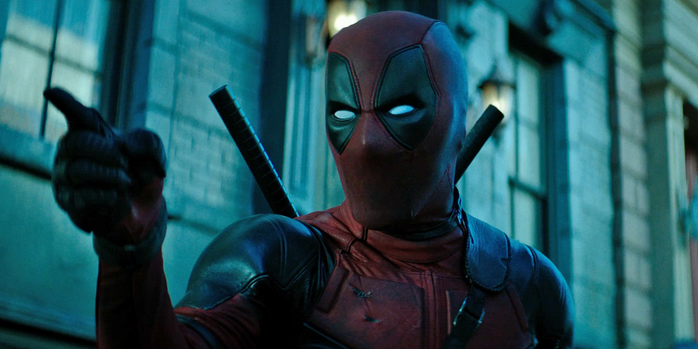 Deadpool 2 teaser still with Ryan Reynolds as Wade Wilson.