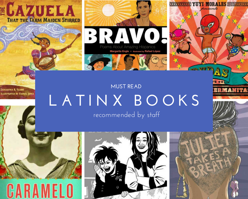 Must Read Latinx Books