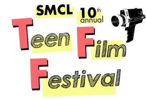 Teen Film Festival logo.