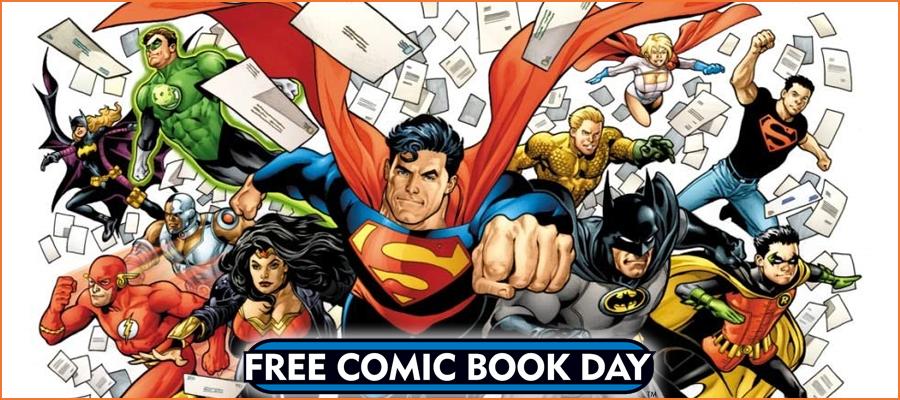 Free Comic Book Day 2018 | San Mateo County Libraries