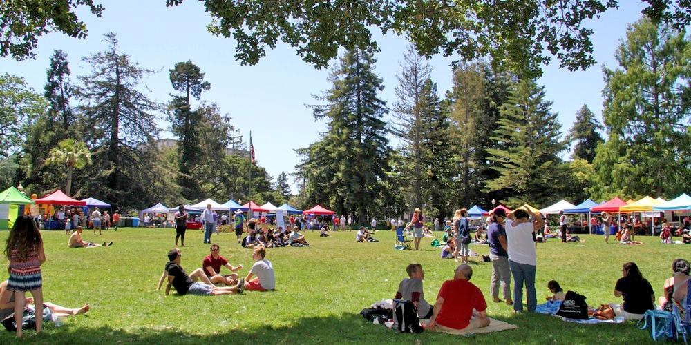San Mateo County's Annual PRIDE Celebration